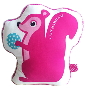 Kissen Polly Pink