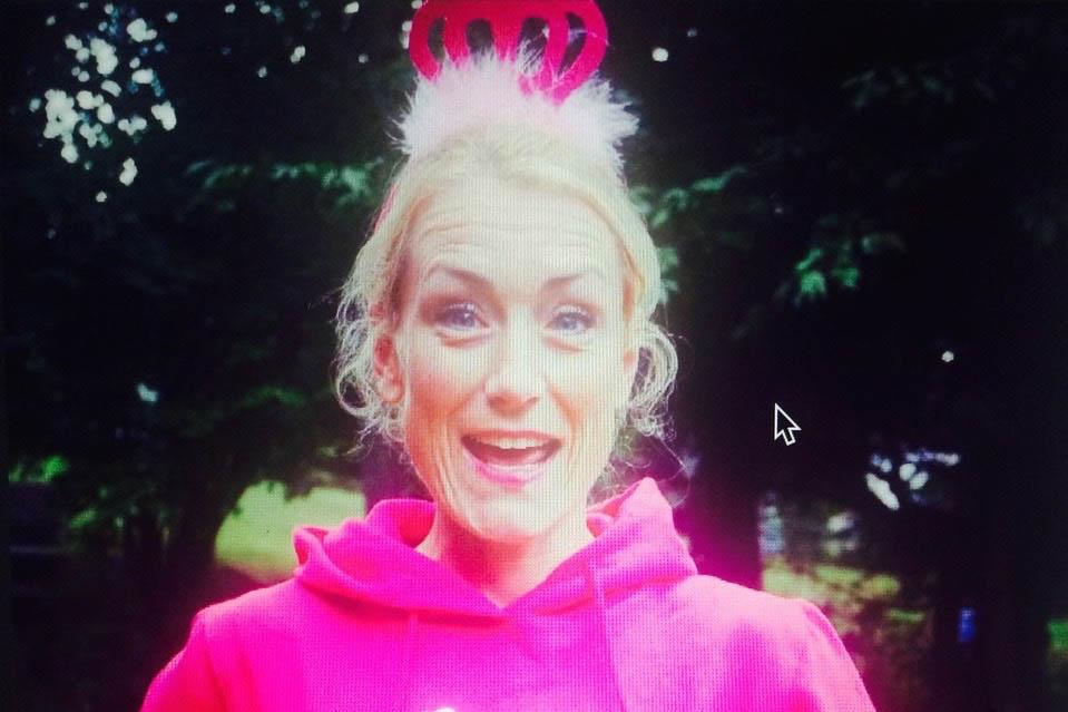 LAUFMAMALAUF Award Pink Queen