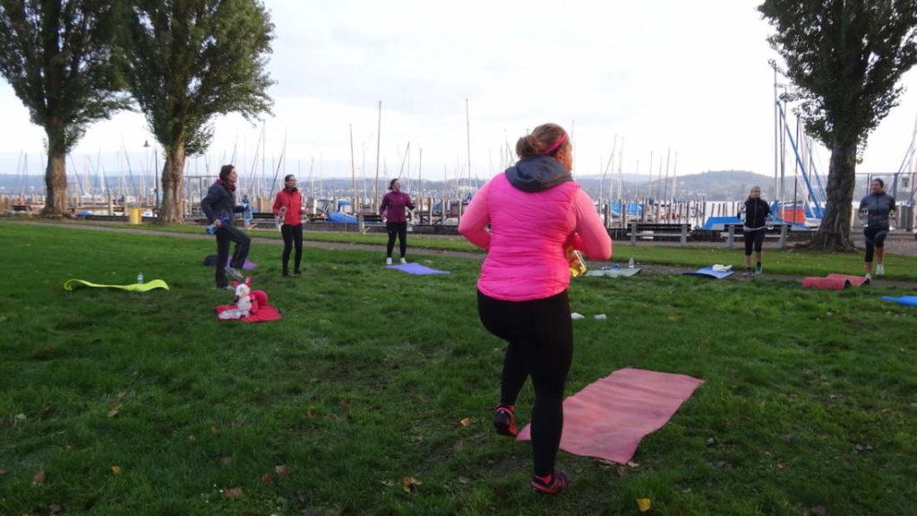 Workout-&Wellness-Wochenende am Bodensee