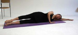 LAUFMAMALAUF Pilates Übung 5