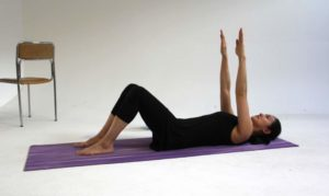 LAUFMAMALAUF Pilates Übung 3