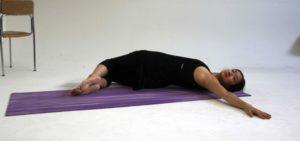 LAUFMAMALAUF Pilates Übung 4